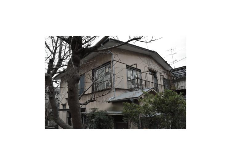 たけのまオープニング展示「艀家(ハシケケ)」