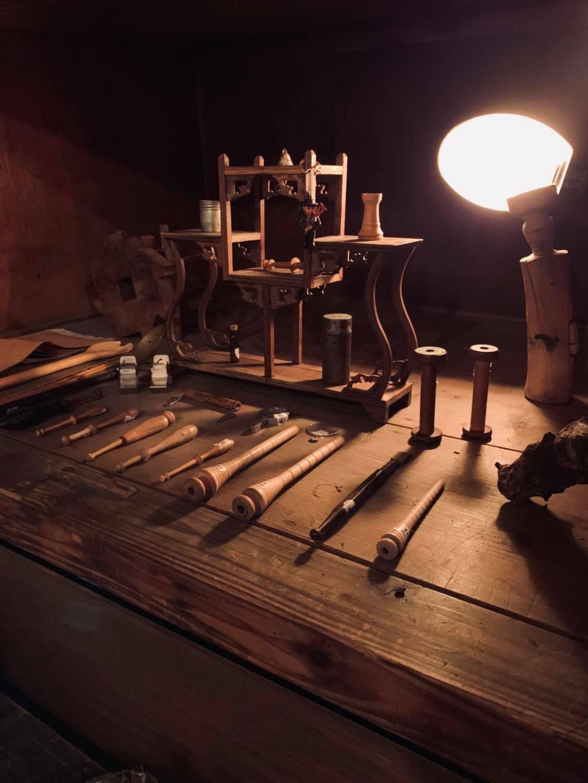 古道具市もはじまりました。