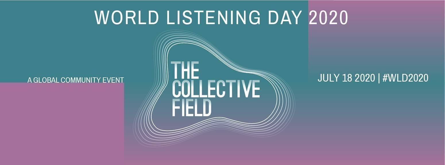 【タケノマブンカガイ】World Listening Day 2020: Collective Field