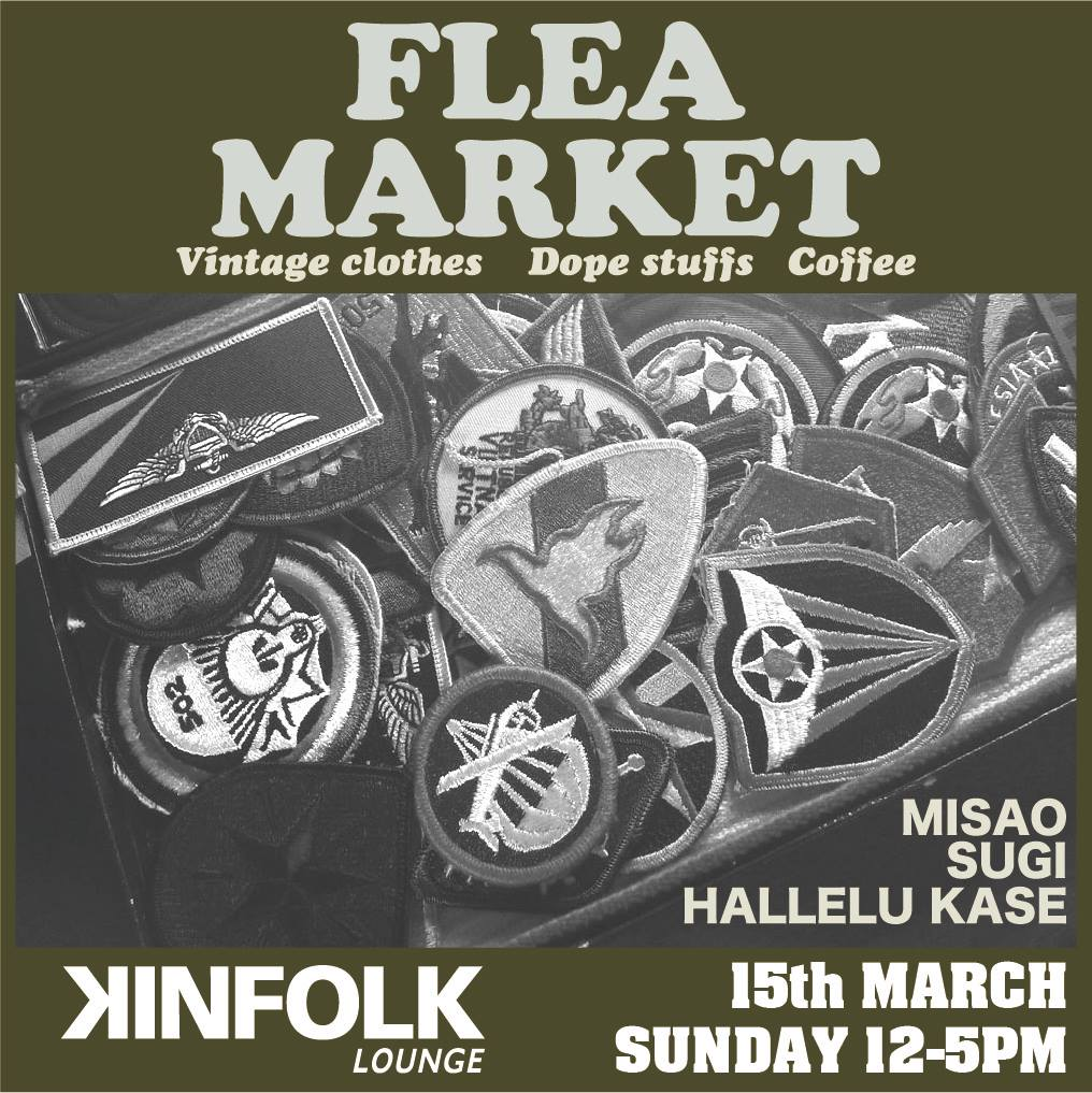 Kinfolk Flea Market